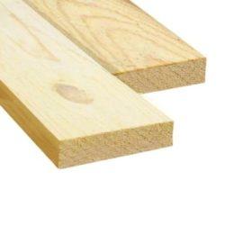 Доска обрезная (Ель, сосна) 25x150x6000 - 3 сорт