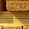 Доска обрезная (Ель, сосна) 25x100x3000 - 3 сорт