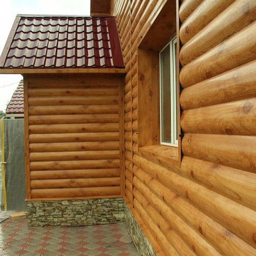 Блок-хаус 20х96х4000 (Ель, сосна) - AB