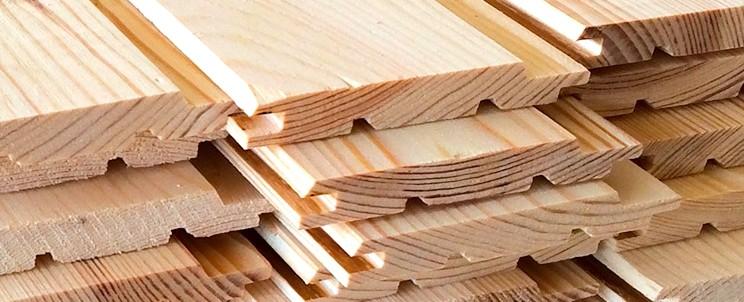 Вагонка и ее применение в строительстве