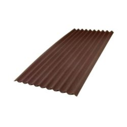 Ондулин SMART коричневый