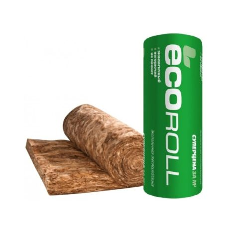 Утеплитель KNAUF Ecoroll TS040100x610x1230мм (6м2/0,6м3) 48 уп/п