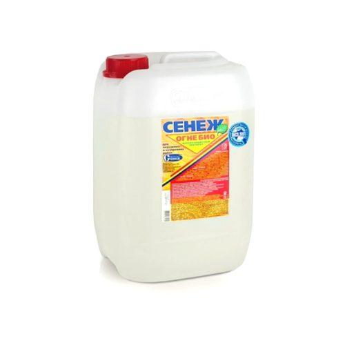 Пропитка Сенеж Огнебио 5 кг